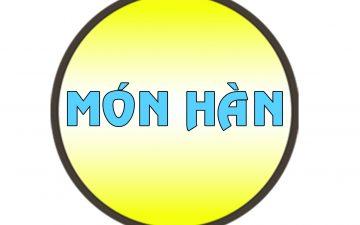 MÓN HÀN