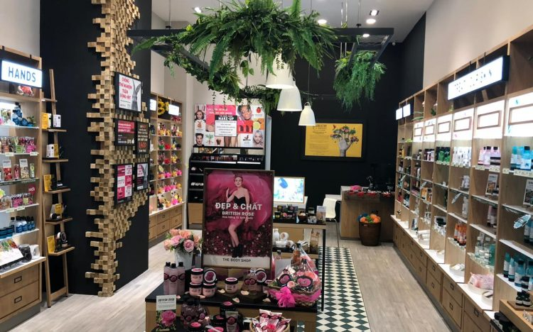 THE BODY SHOP – AEONMall Tân Phú
