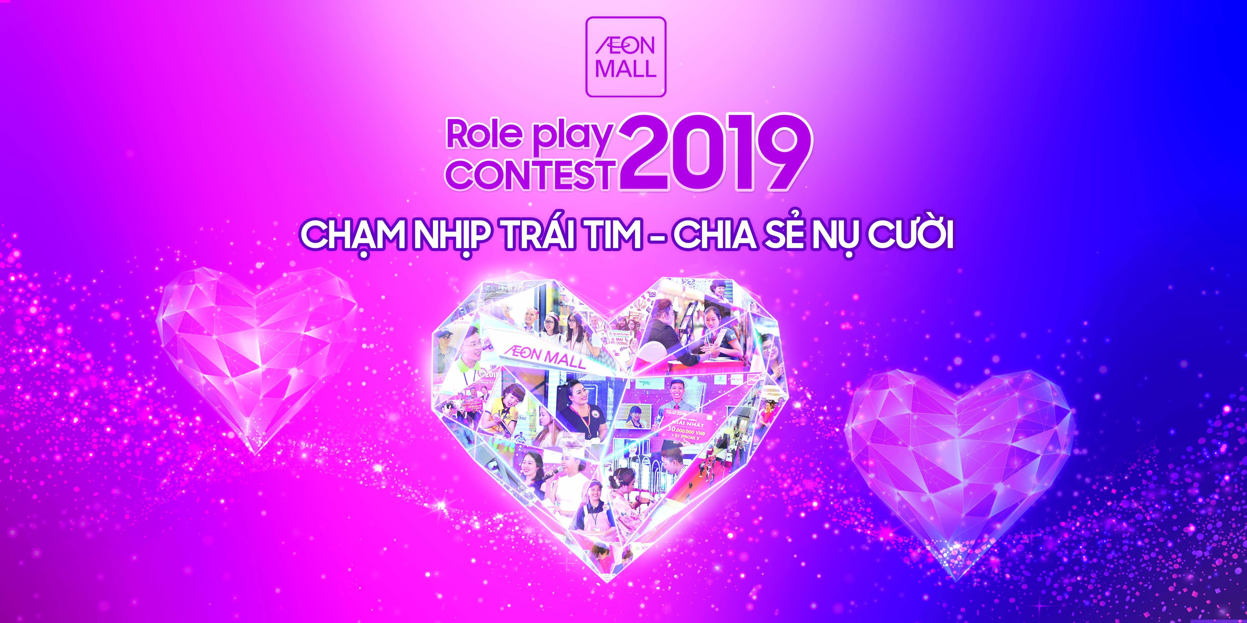 ĐIỂM LẠI CUỘC THI ROLE PLAY CONTEST 2018 – MÙA 2019 SẮP QUAY TRỞ LẠI!